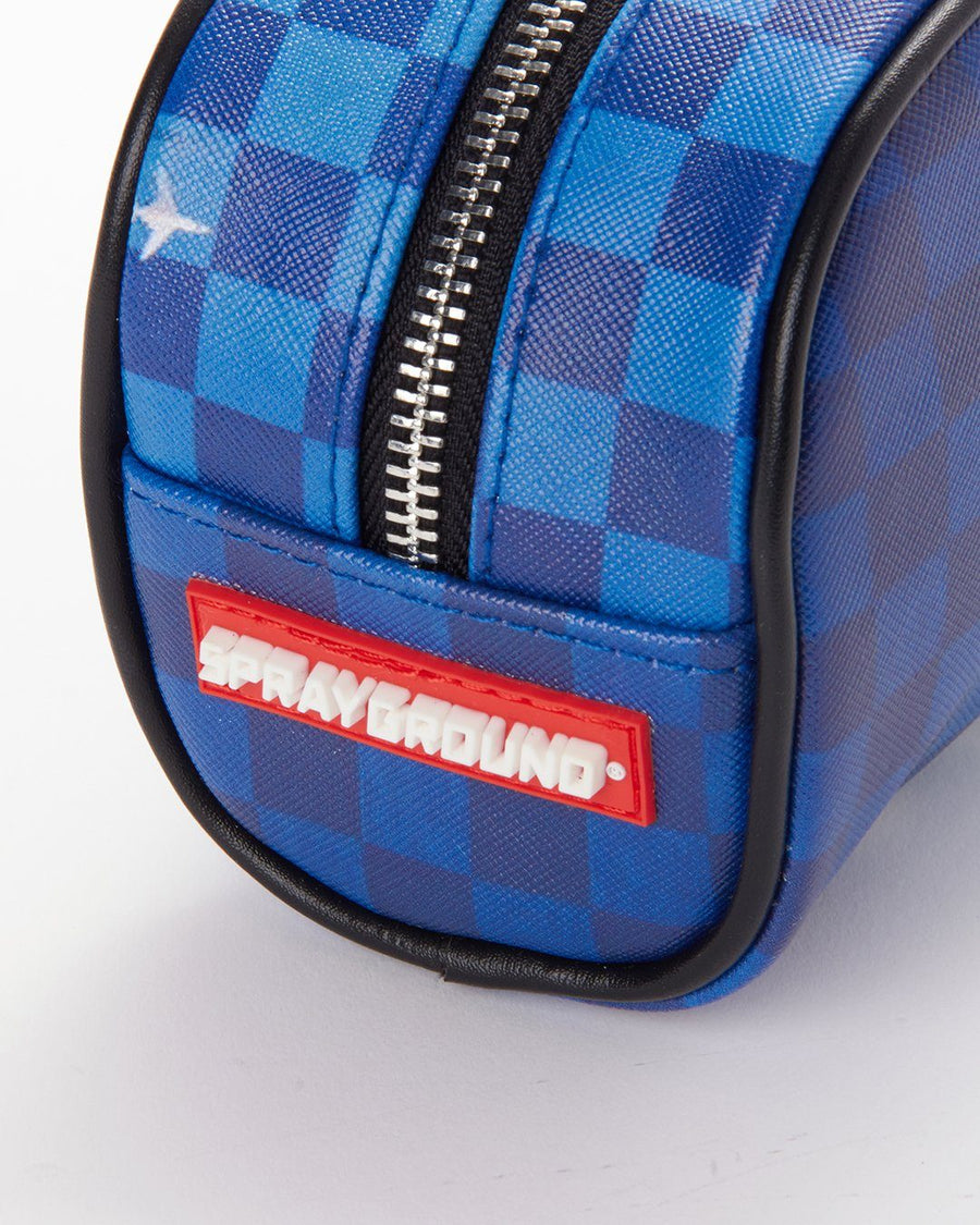 SPRAYGROUND- REPUBLIC OF SHARK ISLAND POUCH POUCH