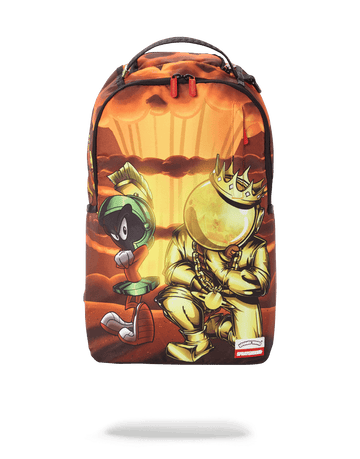 SPRAYGROUND- MARVIN VS. ASTROMANE BACKPACK BACKPACK