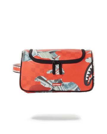 SPRAYGROUND- PANIC ATTACK TOILETRY BAG TOILETRY