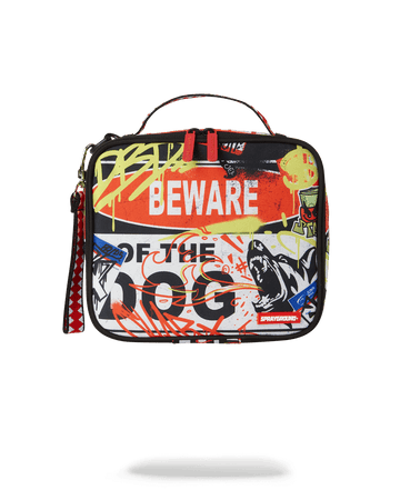 SPRAYGROUND- BEWARE OF THE DOG SNACK PACK SNACK PACK