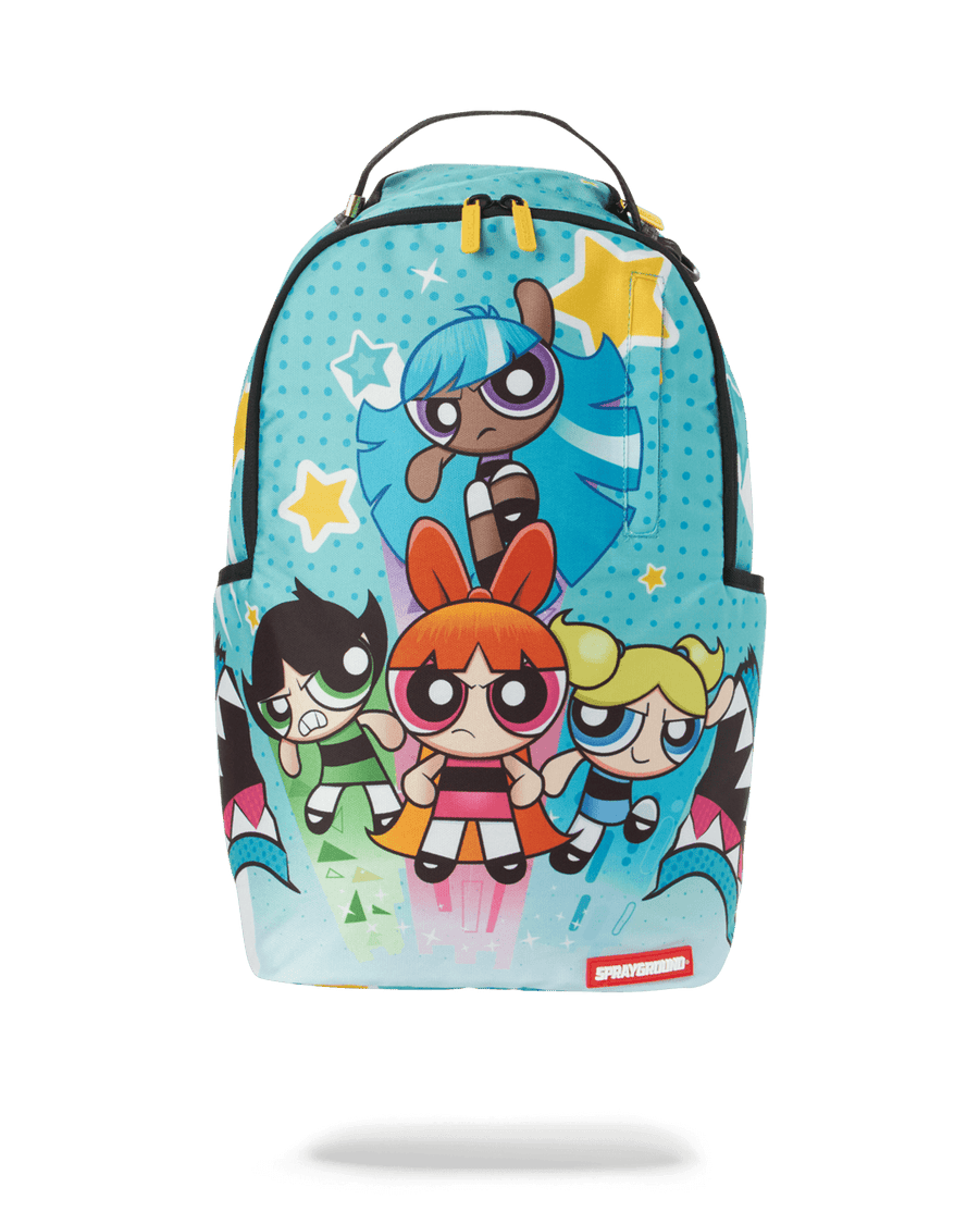 SPRAYGROUND- POWERPUFF GIRLS BACKPACK BACKPACK