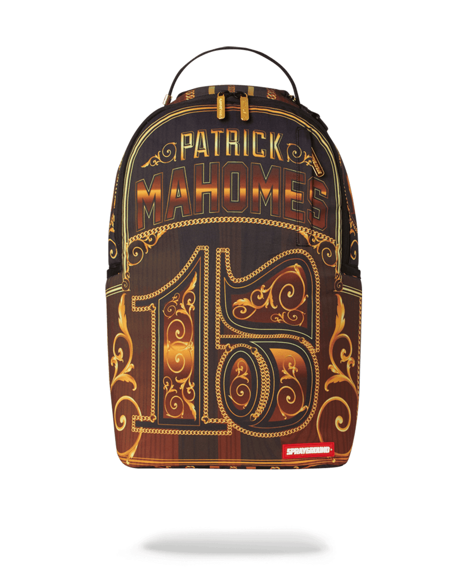 SPRAYGROUND- NFL PATRICK MAHOMES BACKPACK BACKPACK