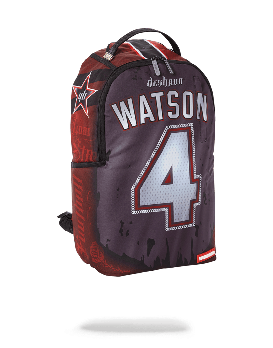 SPRAYGROUND- NFL DESHAUN WATSON BACKPACK BACKPACK
