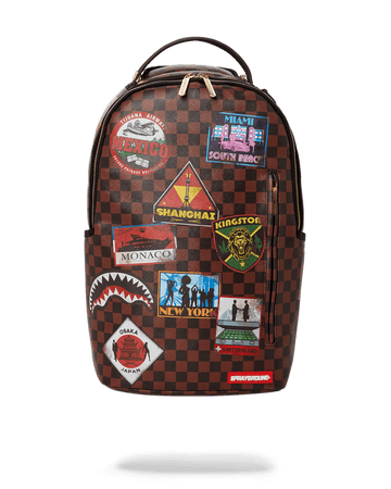 GLOBAL MOGUL DLX BACKPACK