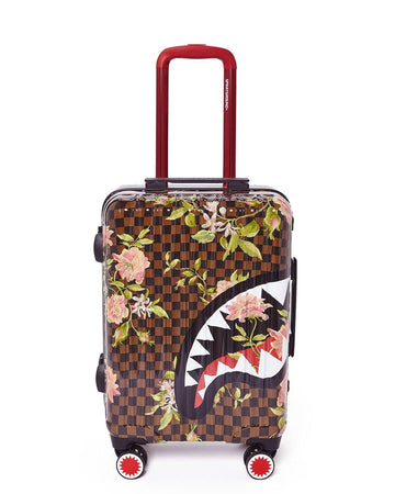 "SHARKFLOWER 21.5"" CARRY-ON SHARKNAUTICS LUGGAGE"