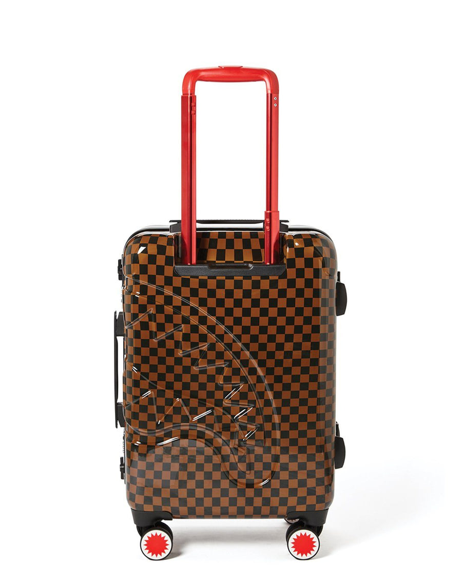 JUNGLE PARIS 2 PC LUGGAGE SET (CARRY-ON & FULL SIZE)