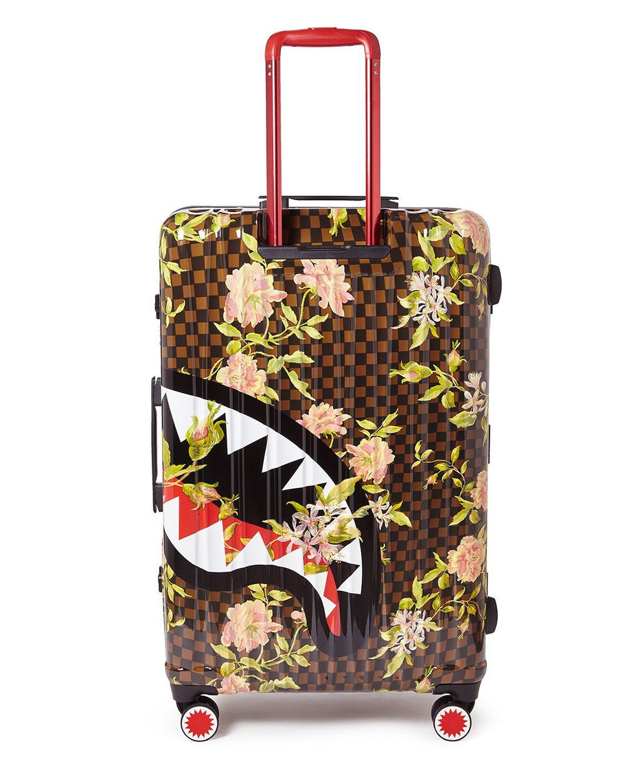 "SHARKFLOWER 29.5"" FULL-SIZE SHARKNAUTICS LUGGAGE"
