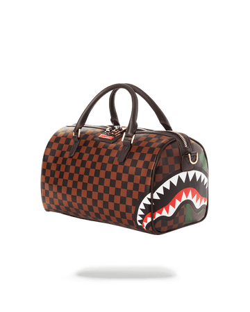 JUNGLE PARIS MINI DUFFLE