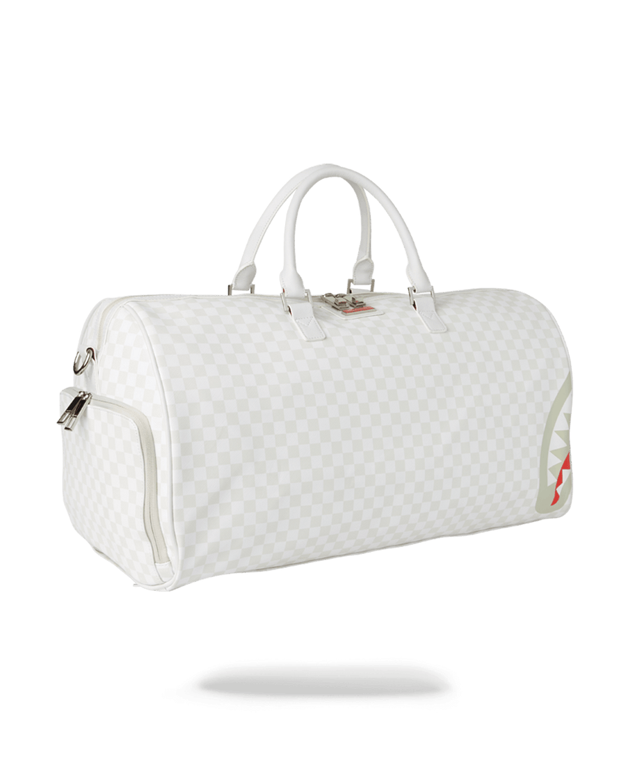 SPRAYGROUND- MEAN & CLEAN DUFFLE DUFFEL