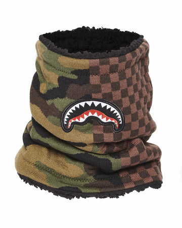 JUNGLE PARIS NECK WARMER