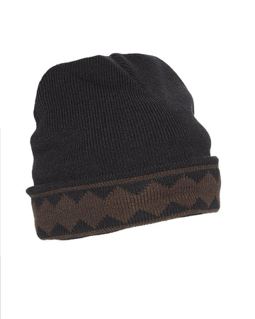CORE BEANIE (BROWN)