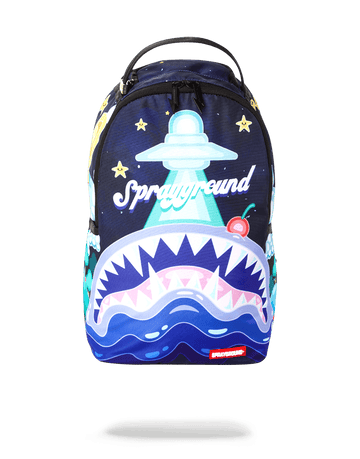 SPRAYGROUND- MINI ASTRO BUBBLE BACKPACK BACKPACK
