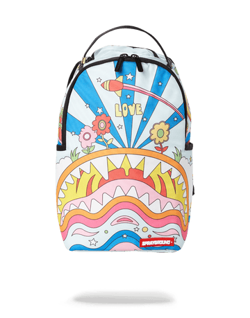 SPRAYGROUND- MINI GROOVY SHARK BACKPACK BACKPACK