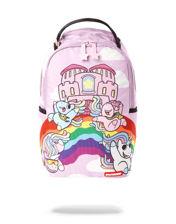 SPRAYGROUND- MINI RAINBOW BOUNCE BACKPACK BACKPACK