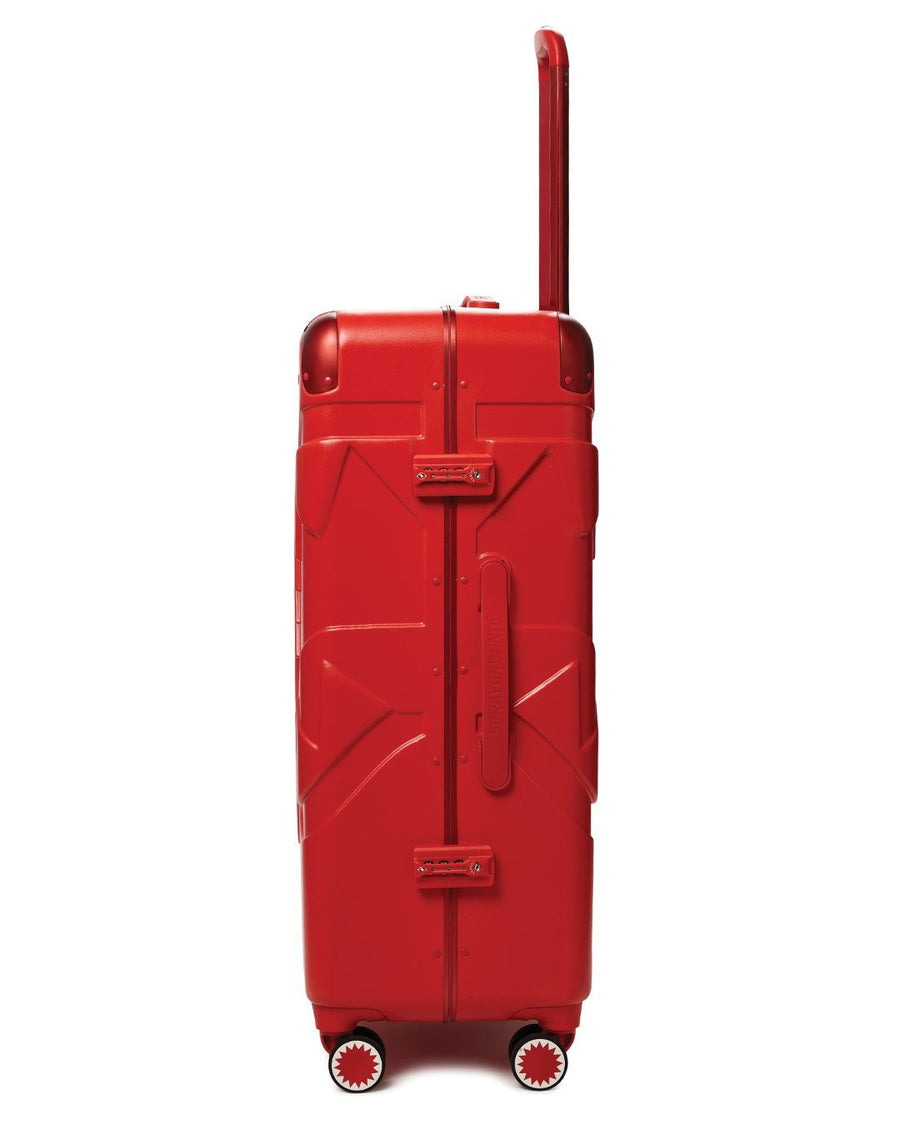 "SHARKITECTURE (RED) 29.5"" FULL-SIZE LUGGAGE"