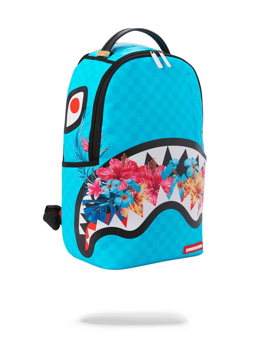 SPRAYGROUND- BLOSSOM SHARK BACKPACK BACKPACK