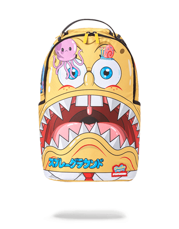 SPRAYGROUND- SPONGEBOB: JAPANIME BACKPACK BACKPACK