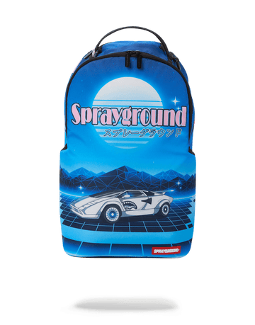 SPRAYGROUND- LAMBO INFERNO BACKPACK BACKPACK