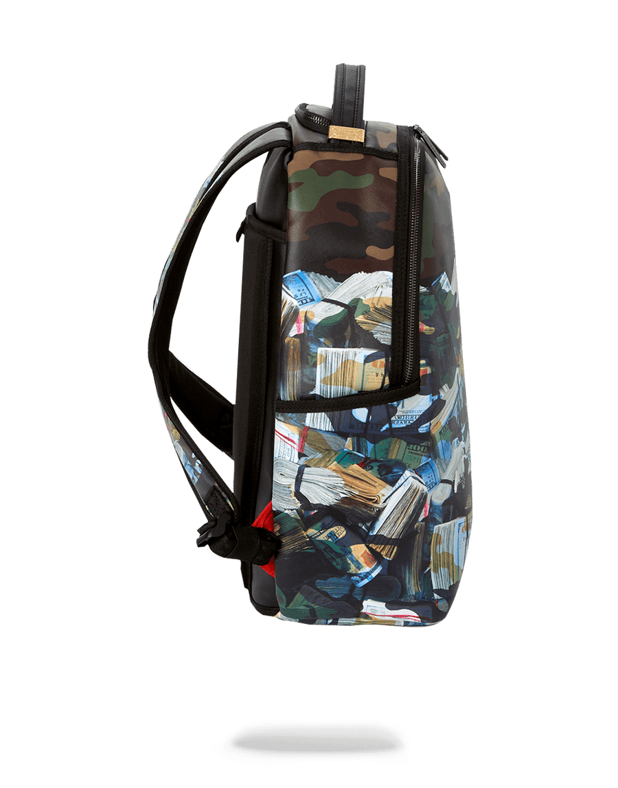 SPRAYGROUND- TOUGH MONEY BACKPACK BACKPACK