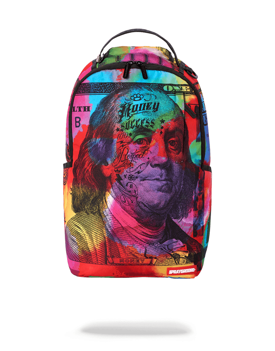 SPRAYGROUND- COLOR WAVES BACKPACK BACKPACK