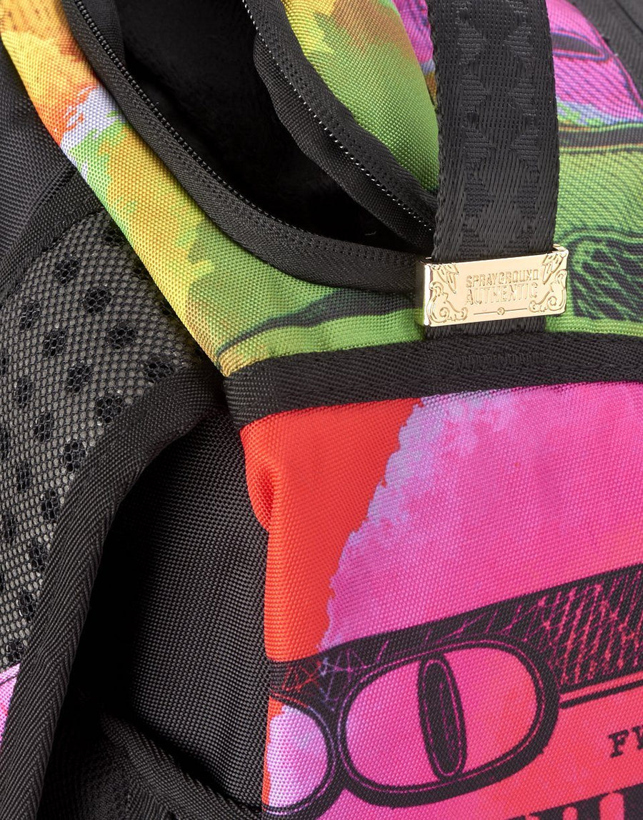 COLOR WAVES BACKPACK