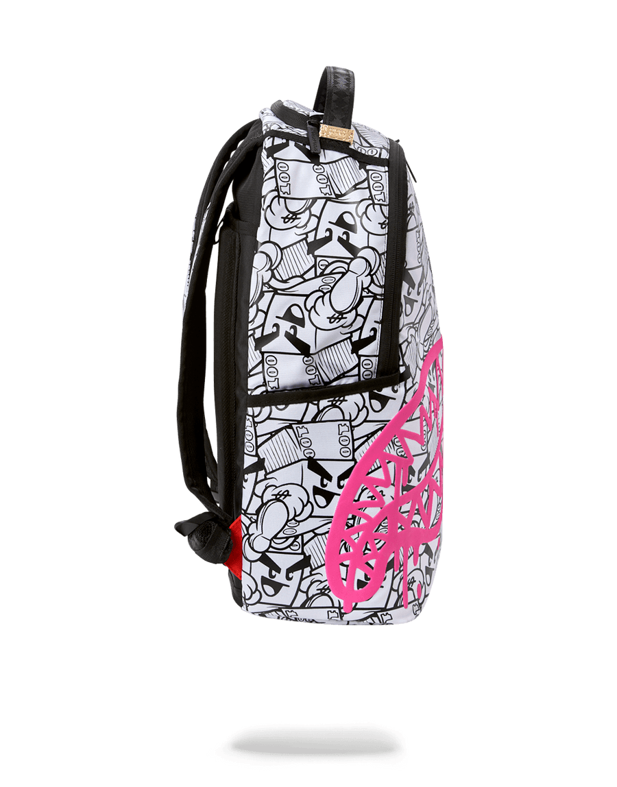 SPRAYGROUND- MONEY BOYS ATTACK BACKPACK BACKPACK