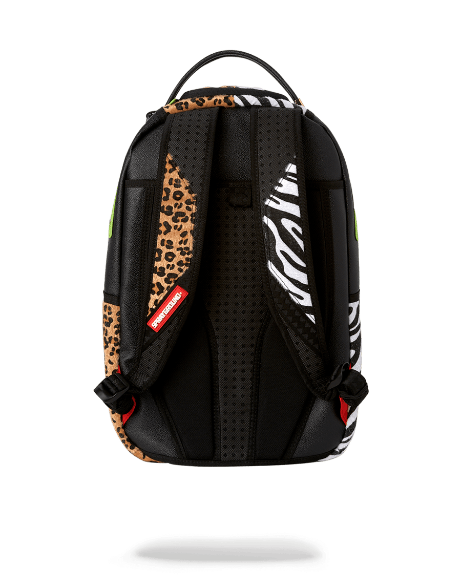 SPRAYGROUND- SAFARI CUT BACKPACK BACKPACK