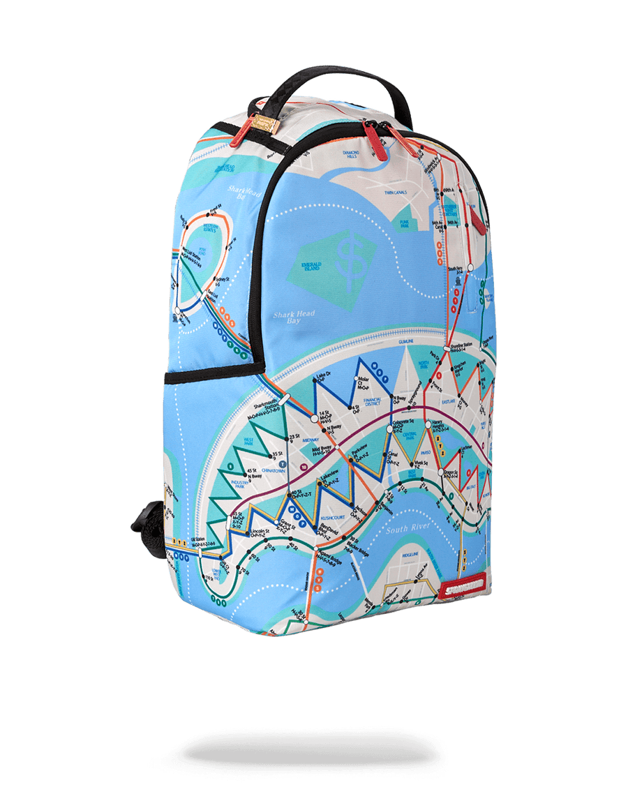 SPRAYGROUND- METROSHARK BACKPACK BACKPACK