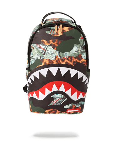 SPRAYGROUND- HERO SHARK BACKPACK BACKPACK