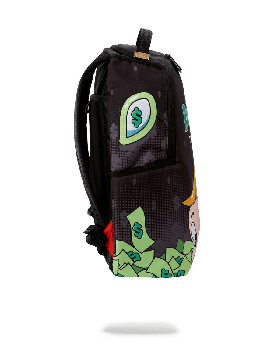 SPRAYGROUND- RICHIE RICH: MONEY DIP BACKPACK BACKPACK