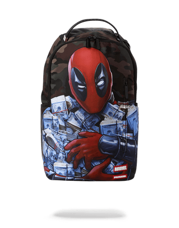 DEADPOOL: MONEY BOY BACKPACK