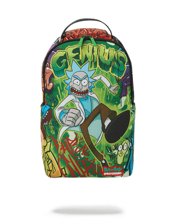 RICK AND MORTY: GENIUS BACKPACK