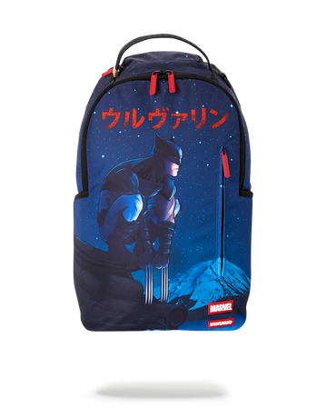 SPRAYGROUND- THE WOLVERINE: SAMURAI BACKPACK BACKPACK