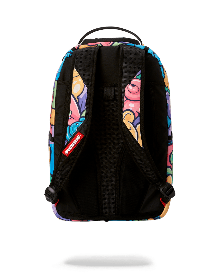 SPRAYGROUND- YUMMY GUMMY LIPS BACKPACK BACKPACK