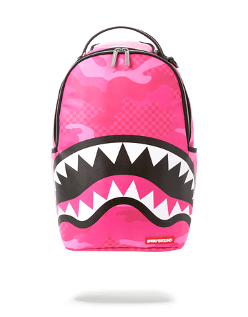SPRAYGROUND- ANIME CAMO BACKPACK BACKPACK