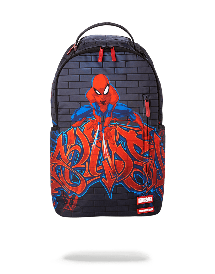 SPRAYGROUND- SPIDERMAN: WILDSTYLE BACKPACK BACKPACK
