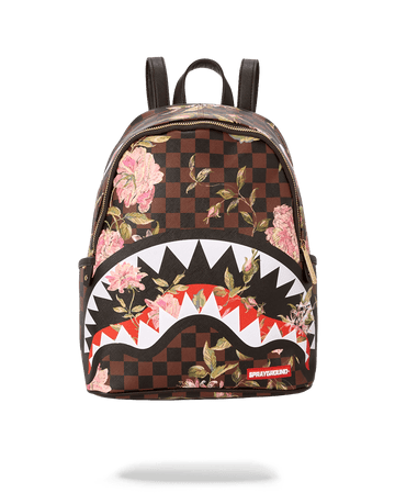 SHARKFLOWER SAVAGE BACKPACK (SMALLER MORE ELEGANT BACKPACK)