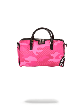 SPRAYGROUND- ANIME CAMO MINI DUFFLE MINI DUFFLE
