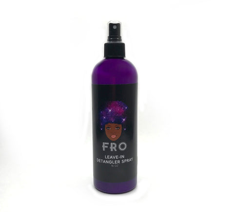 FRO Leave-in Detangler Spray
