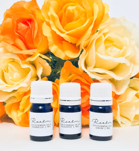 Pure essential oils- Realm- Cruelty-Free