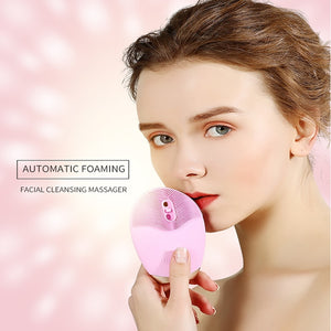Automatic Foaming Silicone Cleansing