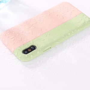 Creative Splice Magnetic Silicone Phone Case