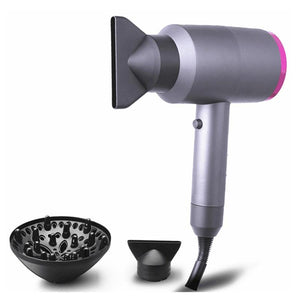 Negative Ionic Hair Dryer 3-in-1 Multifunctional Styling Tools