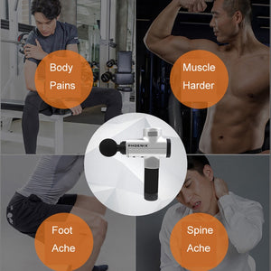Relieving Body Deep Muscle Massager