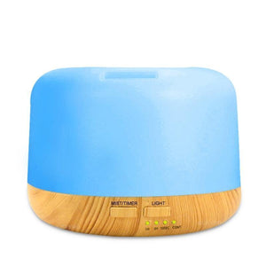 Essential Oil Diffuser/ Air Humidifier/ Lamp