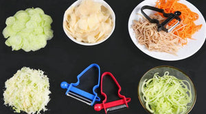 Multi-Function Peeler(3 Piece Set)