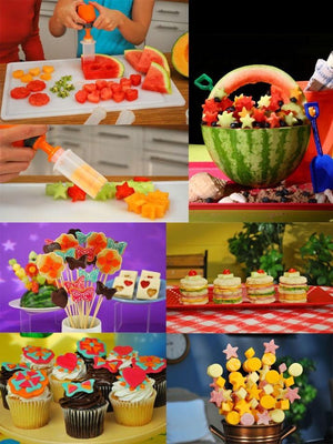 Fruit Shape DIY Mold
