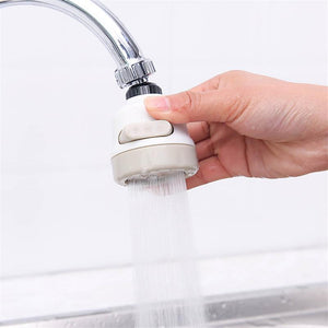 Moveable Kitchen Faucet Head