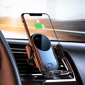 15W Infrared Auto Induction Wireless Charger