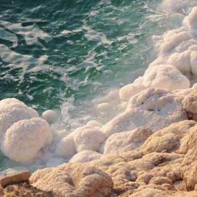 natural dead sea salt for eczema relief